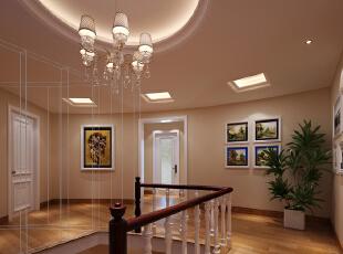 惠新苑一期-欧式复式-明亮温馨简欧风格惠新苑220平米大气复式