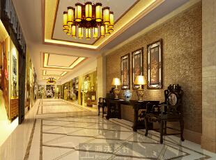 """大明宫钻石店物业规划中,五层、六层是相对高端的家具业种,在六层的设计中,设计师将整体分割成完全不同的两个区域,即纯欧式风格和绝对中式风格。 华丽的色彩,浪漫的情调,精致的壁挂,整个风格豪华、富丽,充满强烈的动感效果。其中轻快纤细的曲线装饰,效果典雅、亲切,这种让整个欧洲皇宫贵族都偏爱风格在大明宫钻石店被完美地表现出来。 再看另一半的中式风格设计,庄重与优雅双重气质被淋漓尽致地表现在灯具、桌椅、壁画当中。整个设计以一种东方人的""""留白""""美学观念控制的节奏,显出大家风范,不关乎陈列的东西有多繁复,也不关乎墙壁上的字画数量有多少,而在于它所营造的意境。可以说无论西风如何劲吹,舒缓的意境始终是东方人特有的情怀。,170000平,1000000万,现代,公装,"""