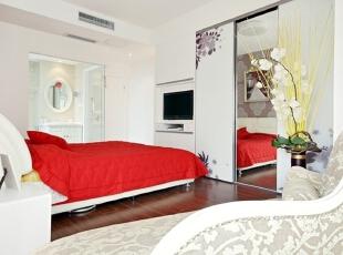 卧室,130平,186万,现代,三居,