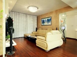 客厅,130平,186万,现代,三居,