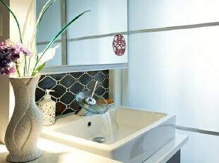 洗手盆,130平,186万,现代,三居,