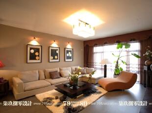 润枫领尚-现代三居-七九八零旧房改造 —— 现代简约禅意空间