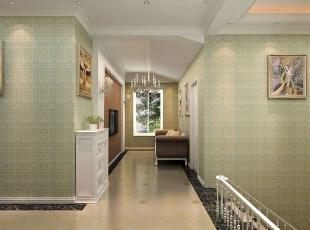 加洲阳光花园-简约别墅-别墅加洲阳光花园230平米简欧,业之峰汇巢别墅设计