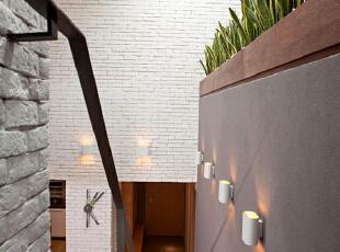江南别院-简约别墅-江南别院209平米独栋时尚现代风装修案例