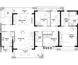 住宅公寓⑨