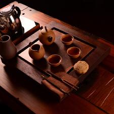 品茗必备,陶瓷紫砂间的茶味
