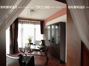 现代三居-七九八零装修设计 —— 禅意空间