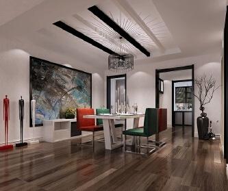 金科王府现代简约公寓