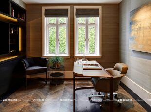 现代四居-七九八零大宅设计 —— 现代简约风