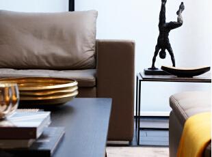 现代四居-七九八零私宅兼私密性会所设计