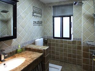 卫生间装修用什么瓷砖...