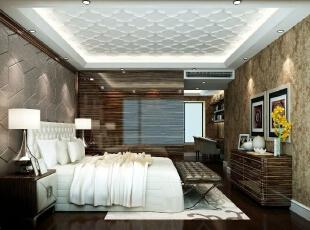 ,效果图,新古典,15万,卧室,158平,