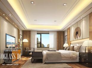 ,中式,300平,公寓,150万,效果图,