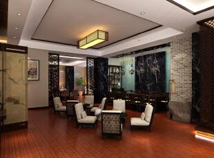 ,客厅,原木色,中式,