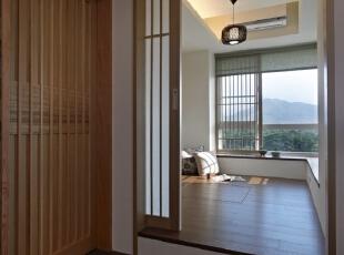 万科华尔兹花园-日式三居-160平日式之风三口之家