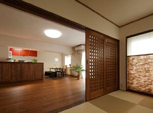 骏景花园-日式三居-【轩怡装饰】安静的日式风格,不得不折服!