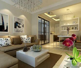 上海三居室,88平米,现...