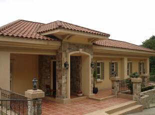 房屋建筑外墙弹性漆涂料施工工艺技术标准图片
