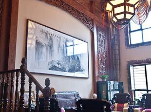 西山御园-中式别墅-西山御园 现代中式