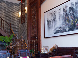 西山御园-中式别墅-...