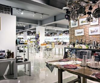 外贸厨房用品展示空间