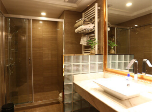 浴室置物架怎么安装更...