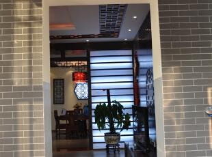 庄格新里-中式别墅-《红动逍遥居》北京密云300平米别墅装修中式风格装修实景展示