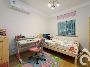 简约三居-80平质朴静室