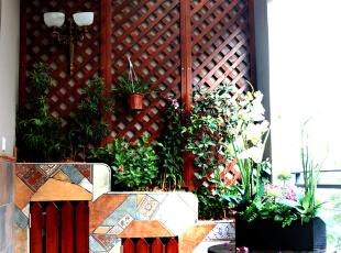 广州-现代一居-——地中海风格