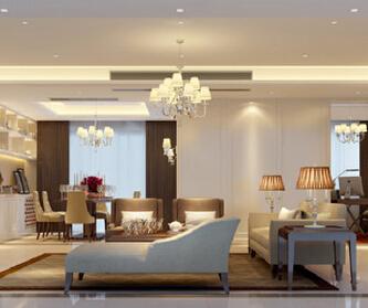 深圳天御豪庭家居装饰设计