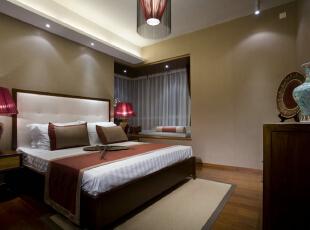 北京自在城-中式三居-北京合建装饰 中式风格