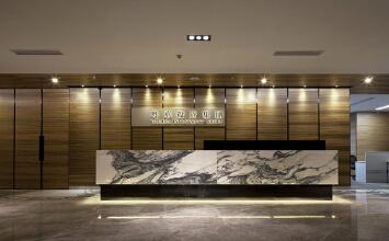 【KSL设计事务所】深圳粤华集团办公室设计