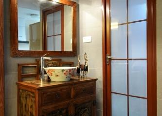 卧室门对着卫生间门的坏处以及化解法