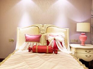 远洋公馆-新古典三居-精装房软装设计新古典风格