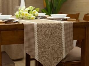 餐桌布艺选择法,餐桌布图片赏析