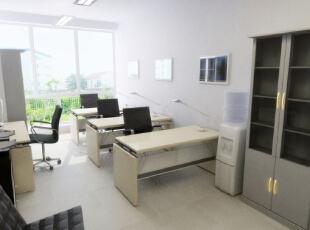 小办公室装修方案精选,小办公室装修实景图