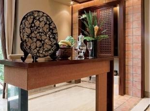 馨庭-现代大户型-馨庭远离尘嚣的东南亚设计