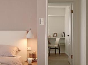 马家堡西里-现代两居-质感于老屋中缓缓发酵 旧房改造时尚简约两居