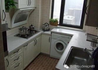 经历过6次装修才装出这样的厨房