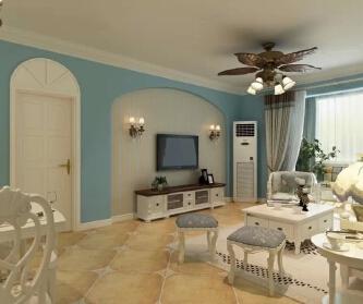 温馨舒适的地中海套房