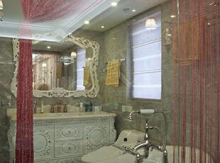 江南新城-欧式四居-石家庄江南新城270平欧式风格元洲装饰实景图