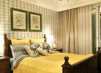 卧室家具摆放对风水的影响,卧室家具摆放效果图