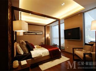 中海国际社区-中式四居-中海国际社区新中式风格