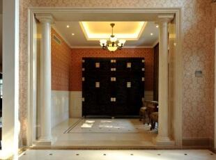 京津新城别墅-中式别墅-京津新城中式风格