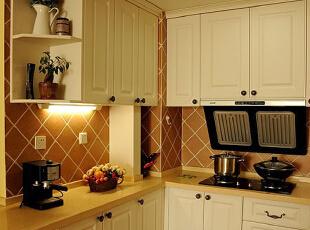 金盏家园-欧式三居-金盏家园简欧风格