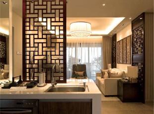 华侨城-中式四居-华侨城新中式风格