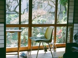 落地窗的美感