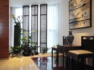 中式三居-回归古典,中式传统风
