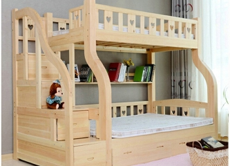 儿童子母床好用吗?子母床图片集锦