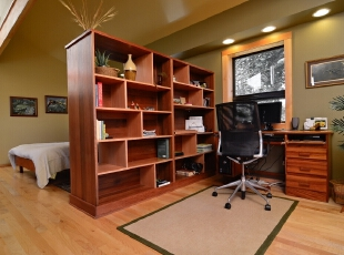 书房如何设计?书房装修效果图大全